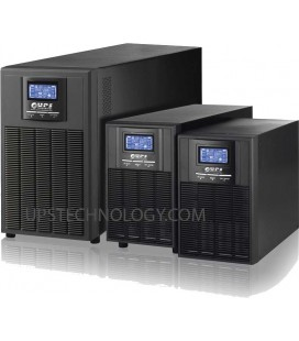 Onduleur UPS TECHNOLOGY OnLine Double-Conversion 1000VA/2000VA/3000VA
