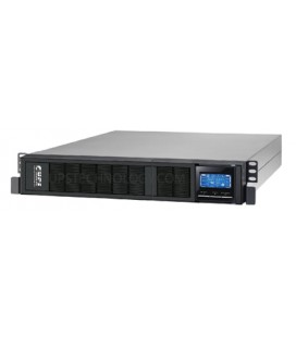Onduleur UPS TECHNOLOGY OnLine Double Conversion 1000VA/2000VA/3000VA Rackable
